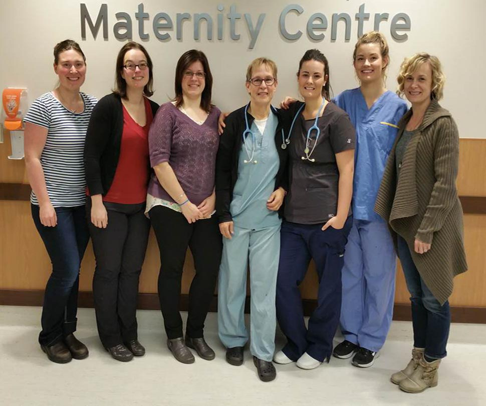 Collaboration And Passion Help Improve Perinatal Care In Langley